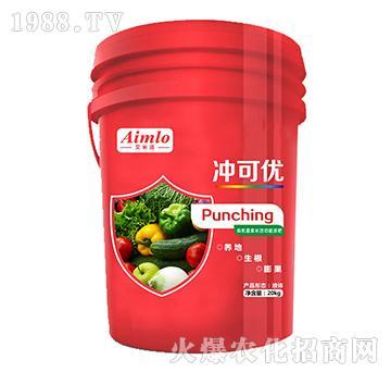 有机菌冲长效功能液肥-冲可优-艾米洛