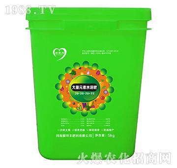 大量元素水溶肥20-20-20-好果丹-撒可丰