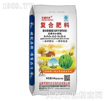 复合肥料18-22-8-巴德利农