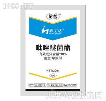 30%吡唑醚菌酯-尼普-农士达