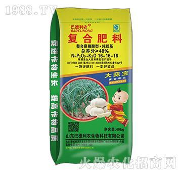 复合肥料16-16-16-巴德利农