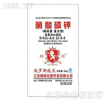 硝酸磷肥22-9-9-狮邦