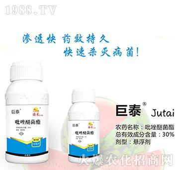 30%吡唑醚菌酯-巨泰-盛禾作物