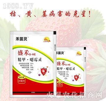 55%精甲・�f霉灵-禾苗灵-盛禾作物