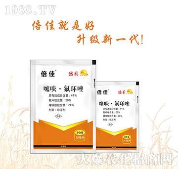 44%噻呋・氟环唑-倍佳-盛禾作物