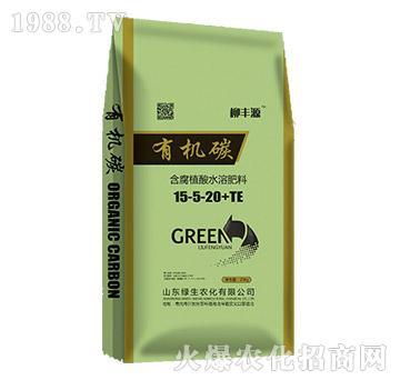含腐殖酸水溶肥15-5-20+TE-有机碳-柳丰源