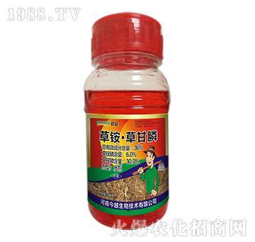 36%草铵・草甘膦(200g)-权宜-今越生物