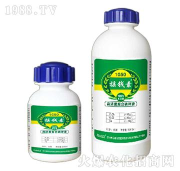 高浓度聚合磷钾液-摇钱素-巴斯特