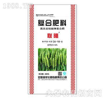 复合肥料26-18-6-联隆