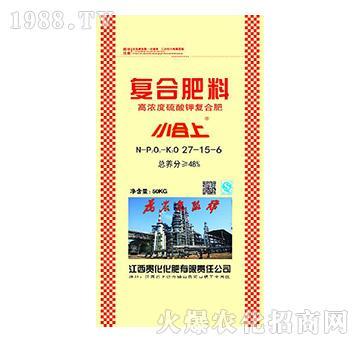 高浓度硫酸钾复合肥料27-15-6-小合上-贵化