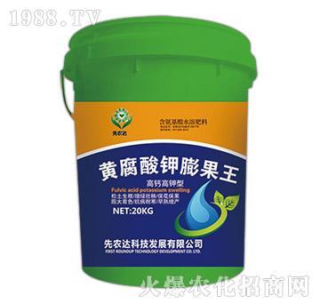 黄腐酸钾膨果王-先农达