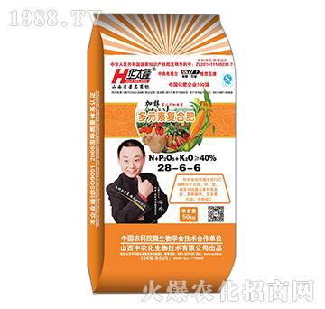 玉米专用多元素复合肥28-6-6-华太隆
