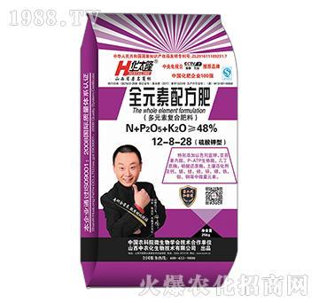全元素配方肥12-8-28-华太隆