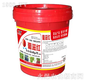 硫酸钾型大量元素水溶肥