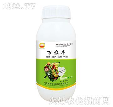 高效广谱型全营养叶面肥(瓶)-百农丰-依百农