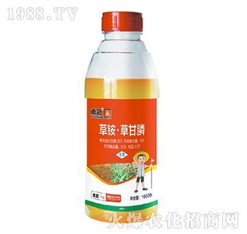 36%草銨·草甘膦-勇冠喬迪