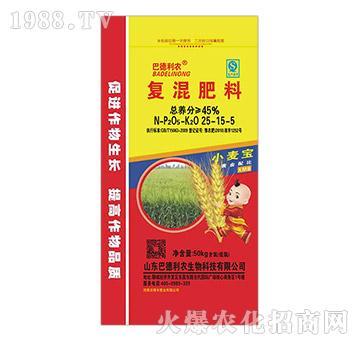 复混肥料25-15-5-巴德利农