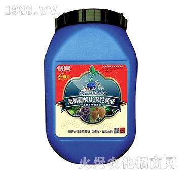 獼猴桃、葡萄專用含氨基酸水溶性菌液-得果-田博士