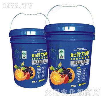 微生物菌剂(桶装)-敦力叶力神-施耐力