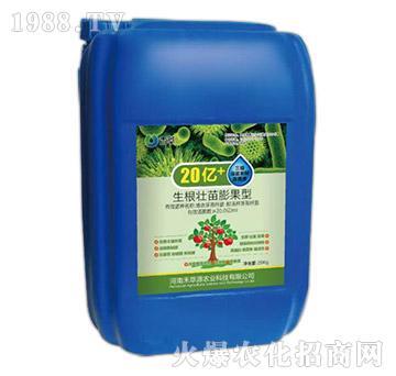 20亿+生根壮苗膨果型三级深层发酵原菌液(桶)-禾萃