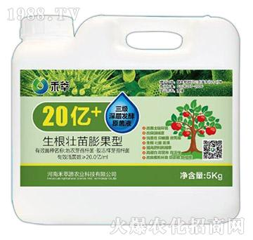20亿+生根壮苗膨果型三级深层发酵原菌液(壶)-禾萃