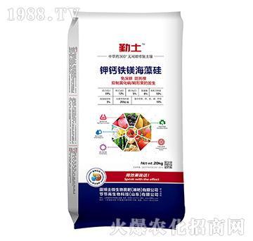 钾钙铁镁海藻硅-勤土-田博士