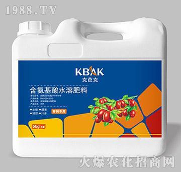 枣树专用含氨基酸水溶肥料(壶)-克芭克