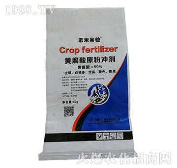 黄腐酸原粉冲剂-禾米谷粒-小二郎