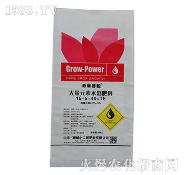 大量元素水溶肥15-5-40+TE-禾米谷粒-小二郎