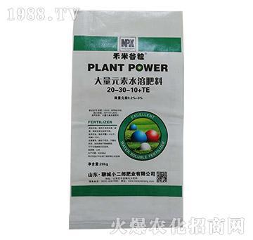 大量元素水溶肥20-30-10+TE-禾米谷粒-小二郎