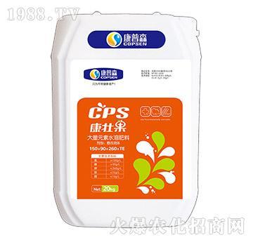 20kg大量元素水溶肥150-90-260+TE-康壯果-康普森