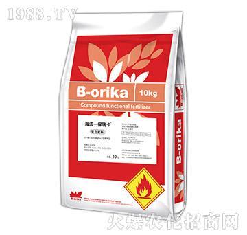 复合肥料17-6-33+MgO+TE-海法・保瑞卡