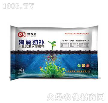 大量元素水溶肥13-5-40+TE-海藻劲补-地专家