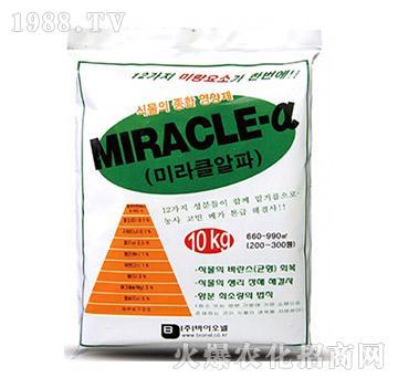 植物综合营养剂-奇迹-地专家