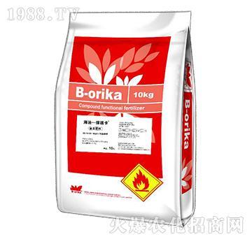 保瑞卡复合肥料20-10-30+MgO+TE高钾型-海法-圣派恩