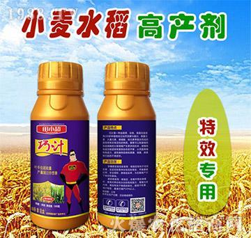 小麦水稻高产剂-巧计-