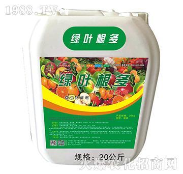 20kg微生物菌剂-绿叶根多-根多1号