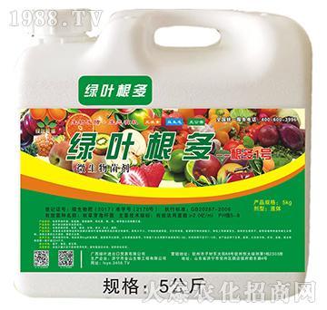 5kg微生物菌剂-绿叶根多-根多1号