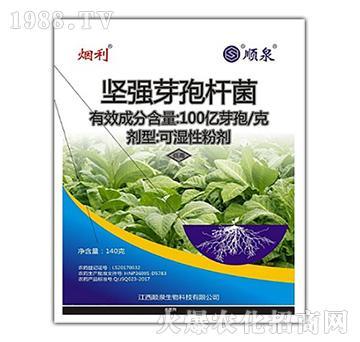 坚强芽孢杆菌-烟利-顺泉生物