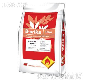 保瑞卡复合肥料19-9-30+MgO+TE高钾型-海法-圣派恩
