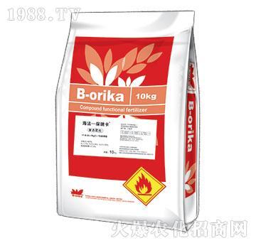 保瑞卡复合肥料17-8-35+MgO+TE高钾型-海法-圣派恩