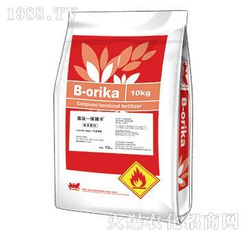 保瑞卡复合肥料13-6-40+MgO+TE高钾型-海法-圣派恩