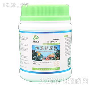 海藻精原粉-绿陇生物
