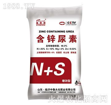 含锌尿素-中鲁大化