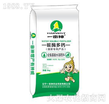 含氨基酸水溶肥料-碳酶多钙-一亩神