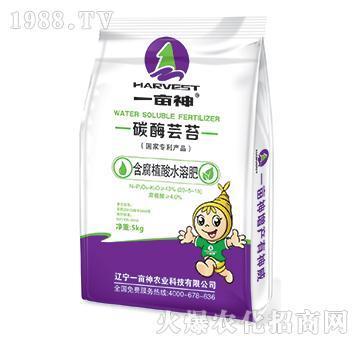 含腐植酸水溶肥23-5-15-碳酶芸苔-一亩神