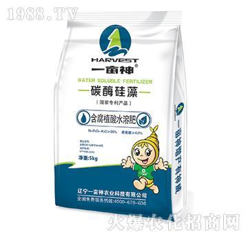 含腐植酸水溶肥-碳酶硅藻-一亩神
