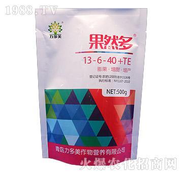 大量元素水溶肥13-6