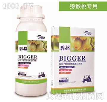 猕猴桃专用高分子复合肽有机蛋白液肥-碧格-瀚森农业