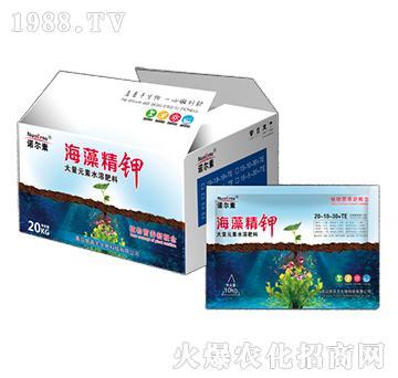 海藻精钾大量元素水溶肥料20-10-30+TE-诺尔素-易普丰